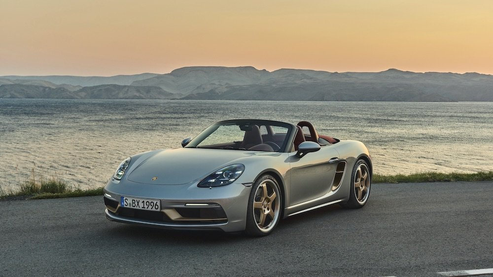 Mike Brewer Motoring - Porsche Boxster 25 Years