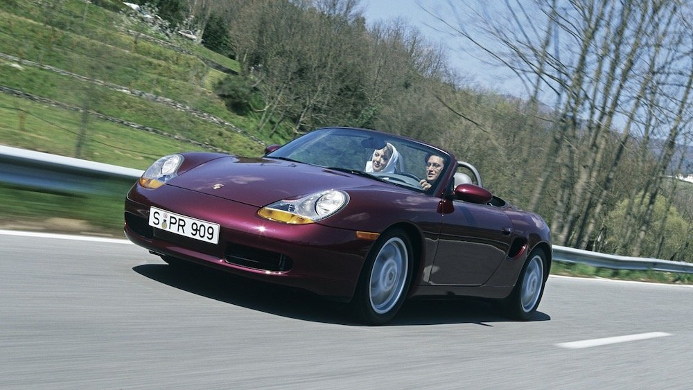 Mike Brewer Motoring - Porsche Boxster 986