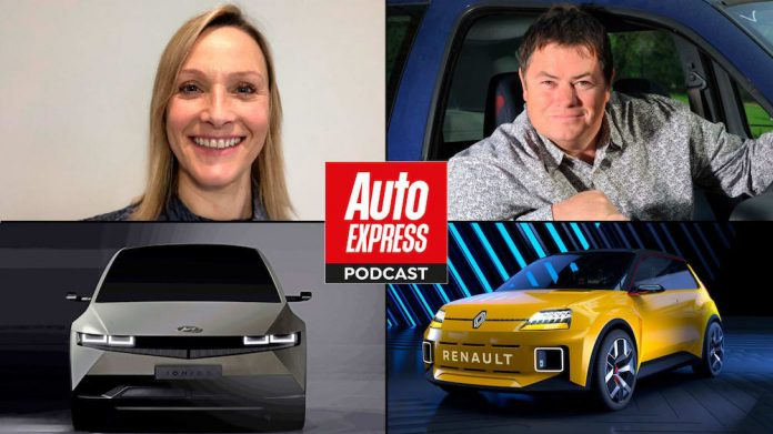 Mike Brewer Motoring - AutoExpress with Vicki Butler-Henderson