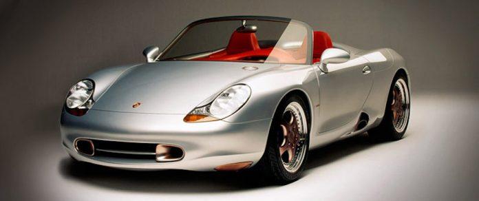 Mike Brewer Motoring - Porsche Boxster