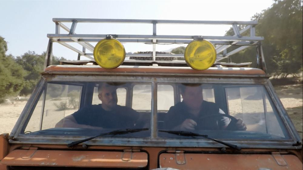 Mike Brewer Motoring - Wheeler Dealers Land Rover
