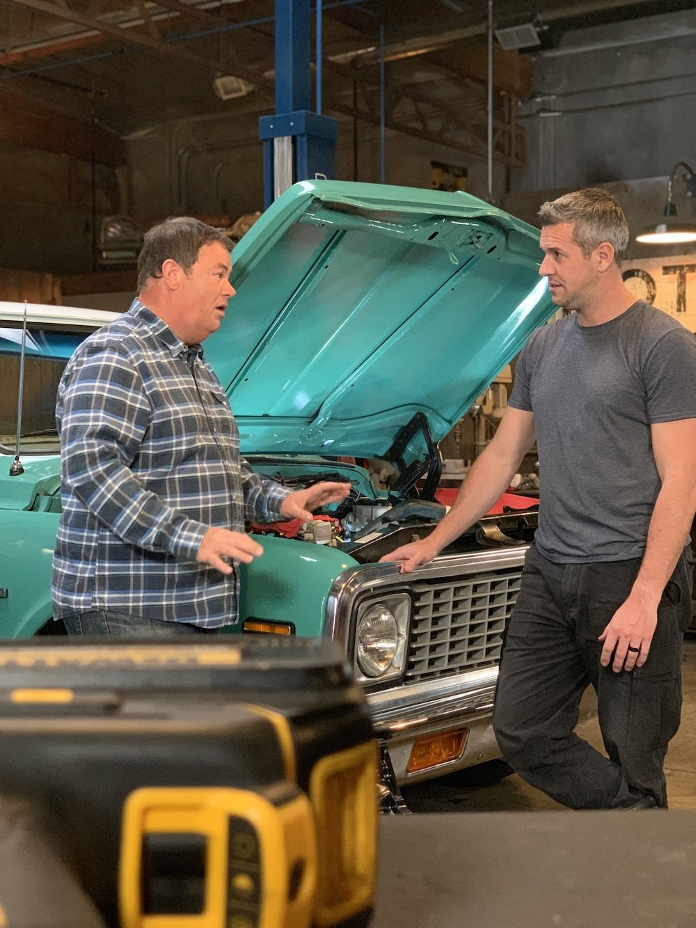 Mike Brewer Motoring - Wheeler Dealers