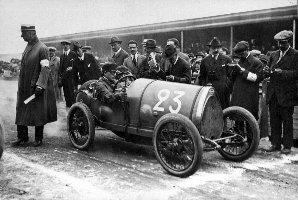 Mike Brewer Motoring - London Classic Car Show Bugatti