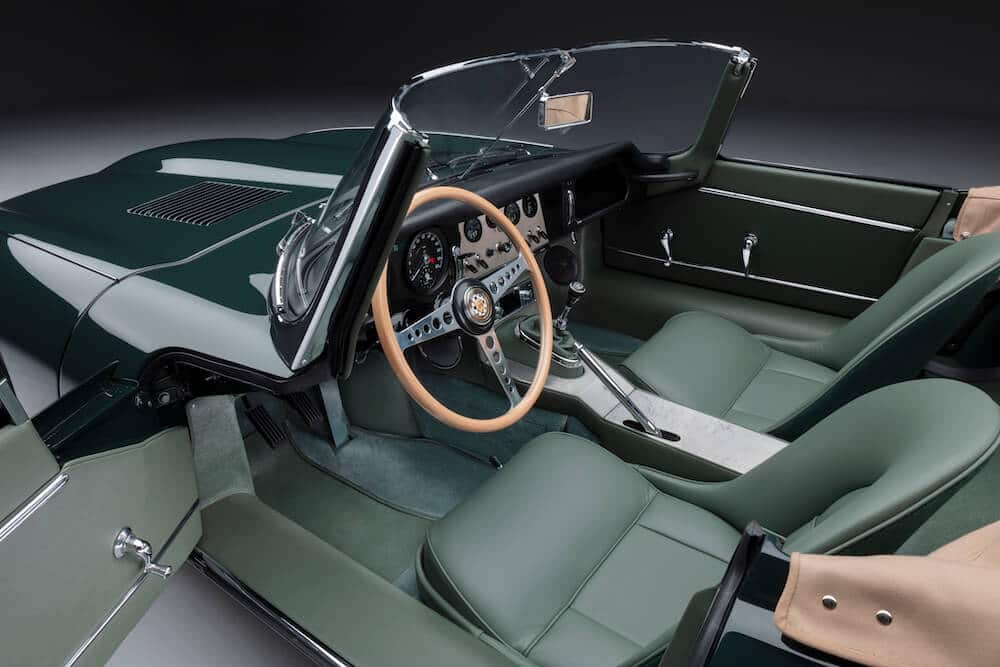 Mike Brewer Motoring - Jaguar E-type 60 Collection