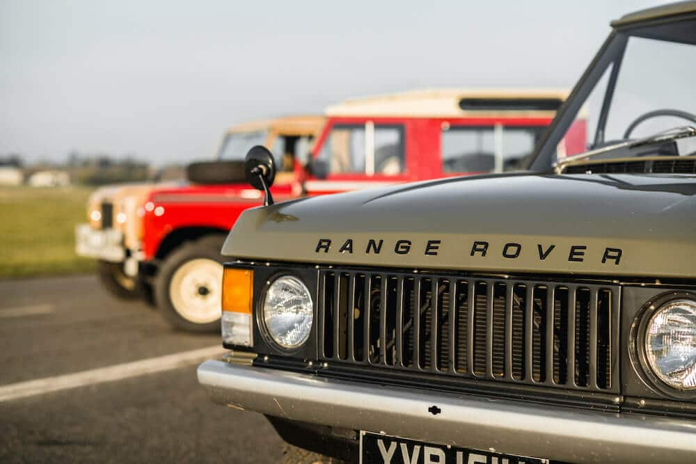 Mike Brewer Motoring- Land Rover Legends
