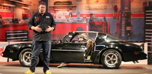 Mike Brewer Motoring - Great Car Shows