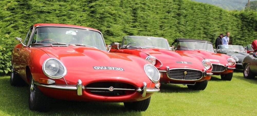 Mike Brewer Motoring- E-Type 60