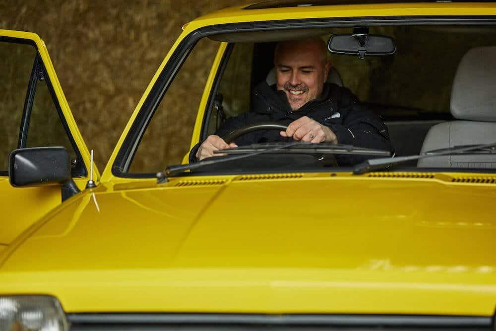 Mike Brewer Motoring - Top Gear