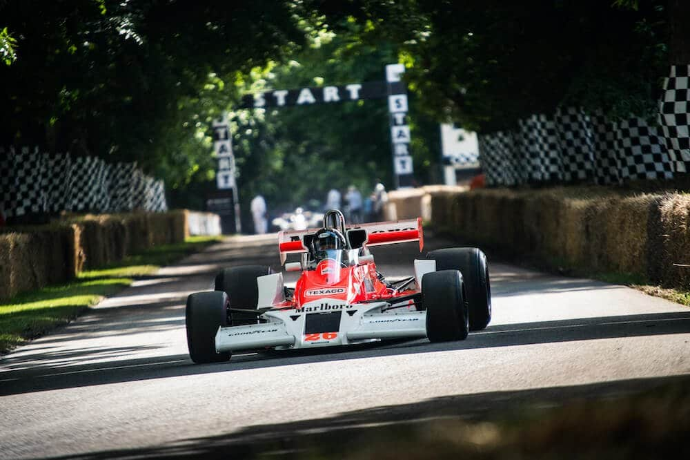 Mike Brewer Motoring - Goodwood Festival of Speed