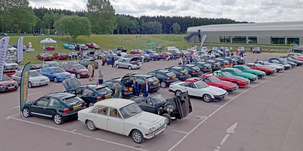 Mike Brewer Motoring - BMS and Leyland Show