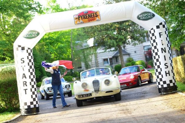 Mike Brewer Motoring - Bespoke Rallies new events