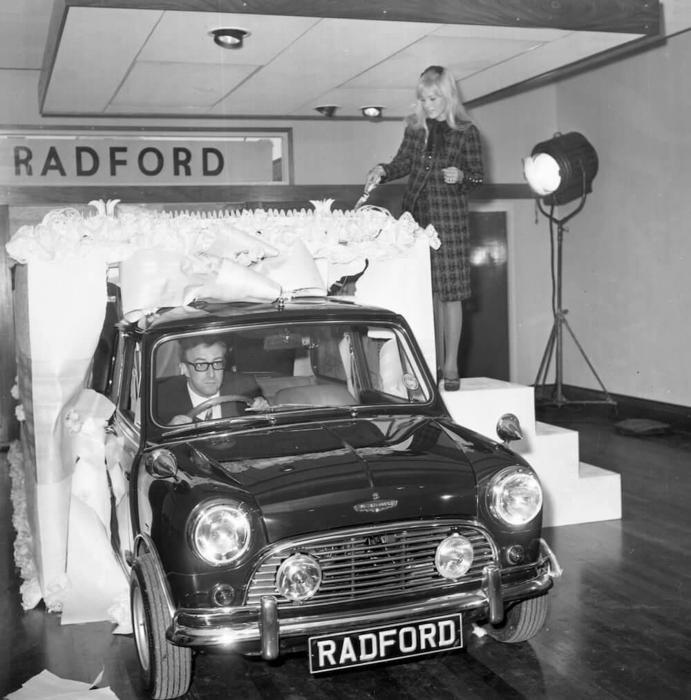 Mike Brewer Motoring - Radford Mini