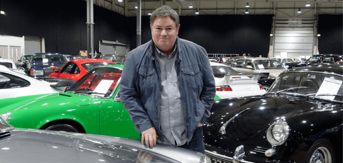 Mike Brewer Motoring - Classic Car Auctions Preview