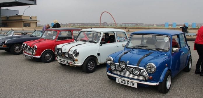 Mike Brewer Motoring - Mini Cooper 60th