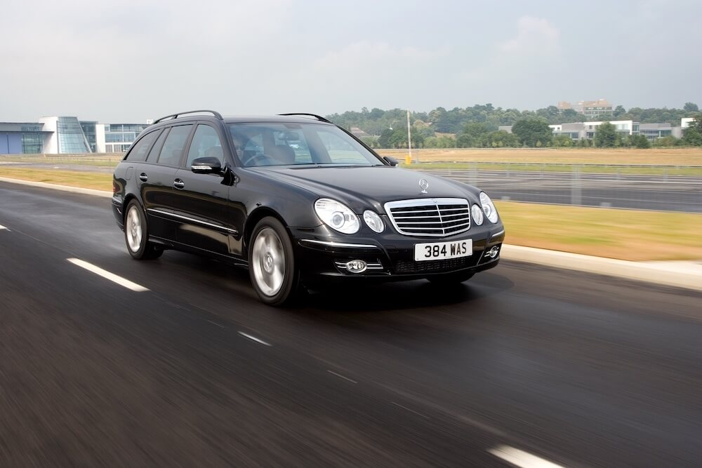 Mike Brewer Motoring - Mercedes E-Class Estate