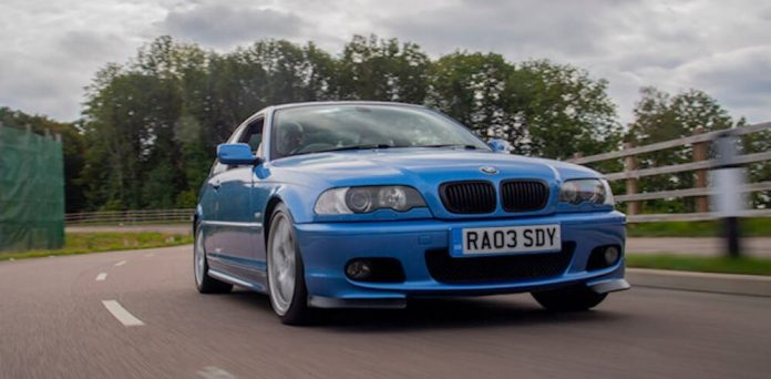 Mike Brewer Motoring - Ben Byrd's BMW 330 Clubsport