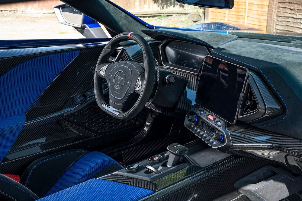 Mike Brewer Motoring - Zenvo Automotive TSR-S