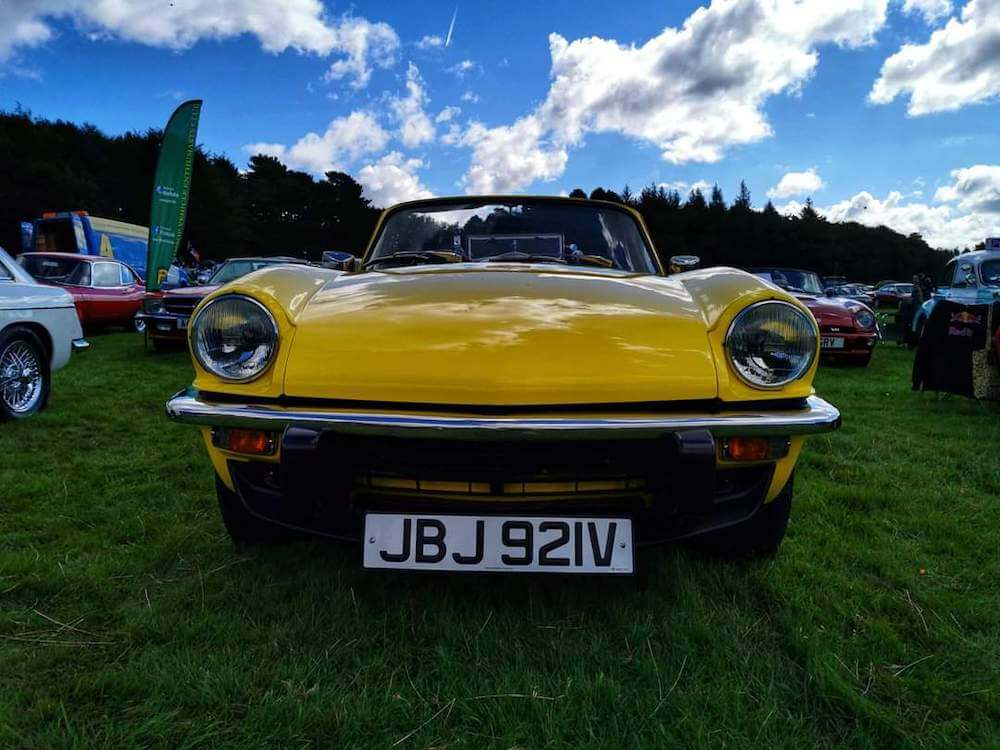 Mike Brewer Motoring - Jake Clappison's Triumph Spitfire
