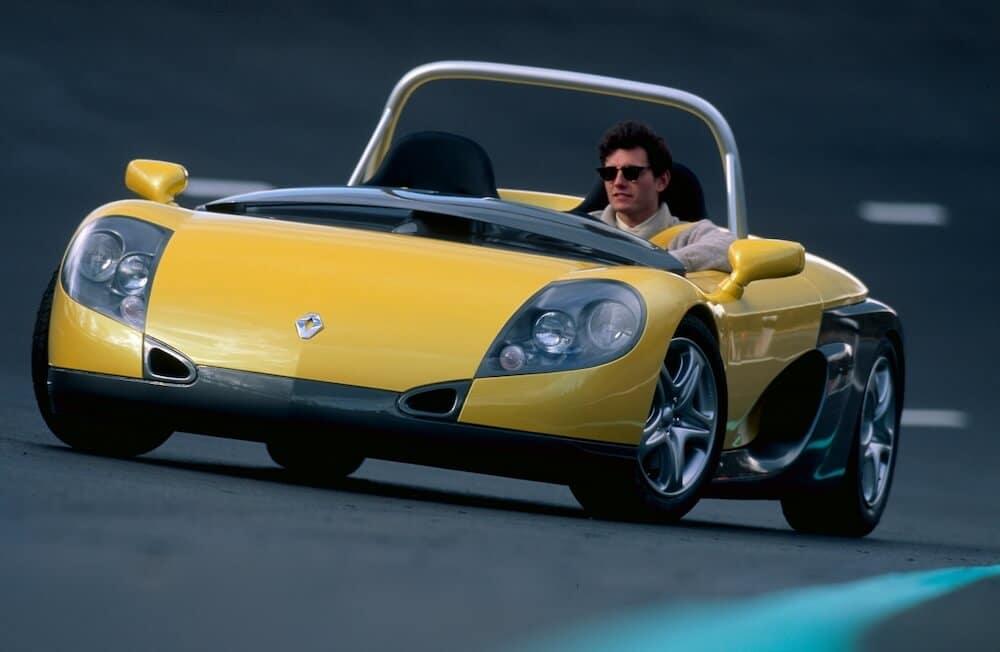 Mike Brewer Motoring - Renault Sport Spider