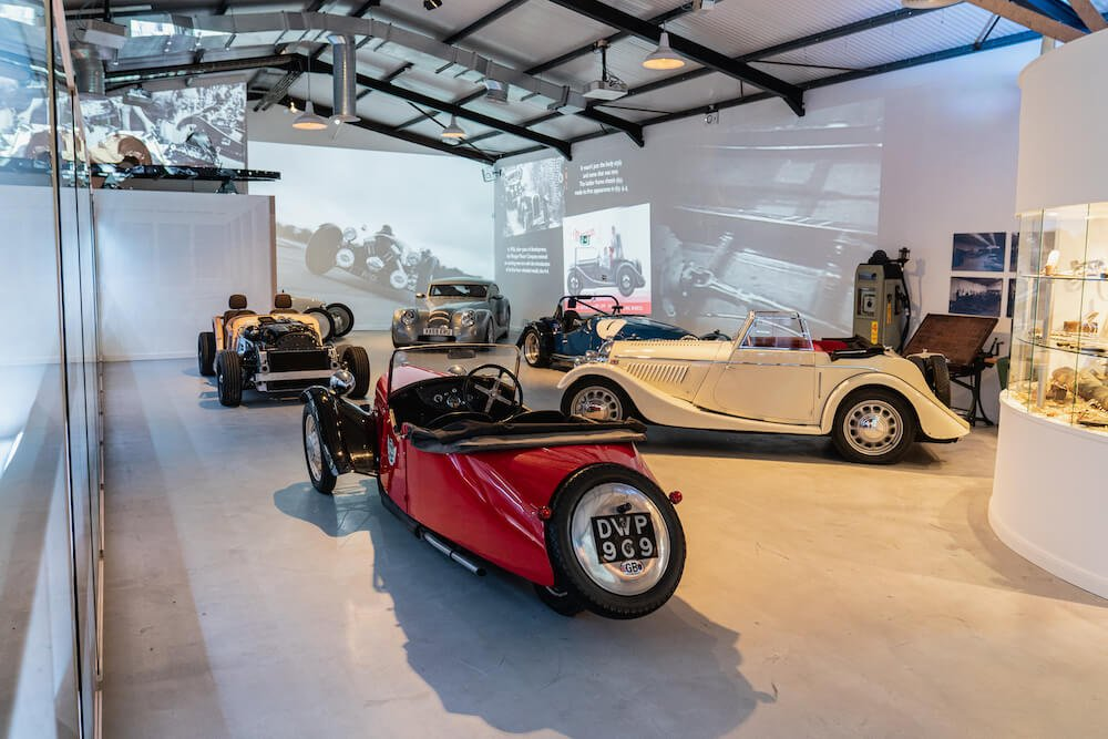 Mike Brewer Motoring - Morgan Archive Room