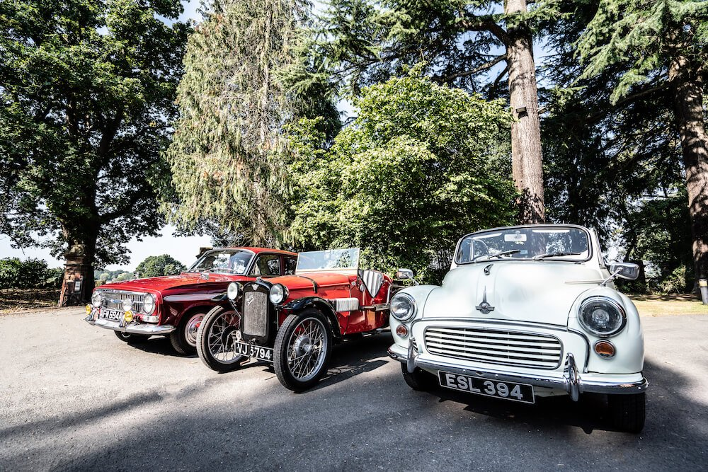 Mike Brewer Motoring - Classic Car Driving Experience