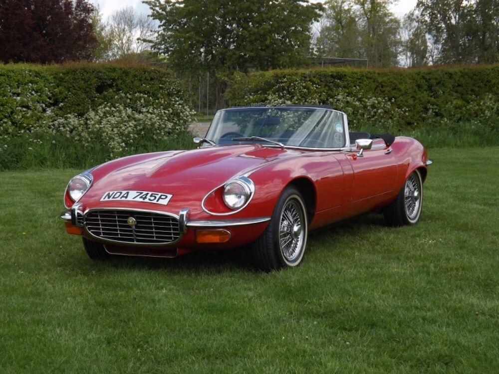 Classic Car Auctions Jaguar E-Type
