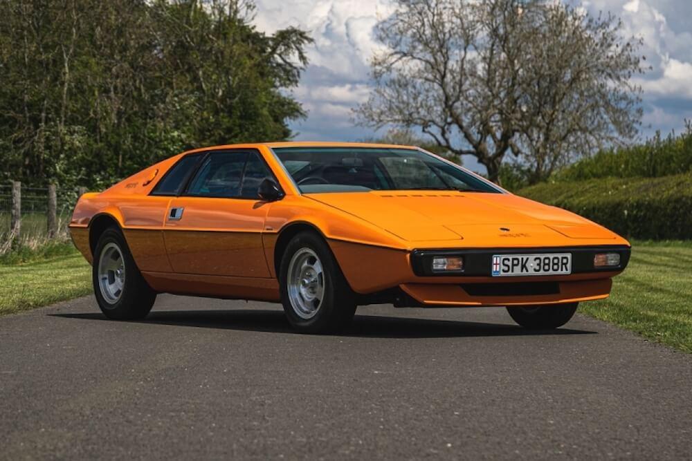 Classic Car Auctions Lotus