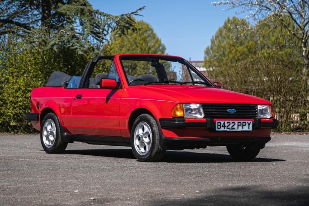 Classic Car Auctions Escort