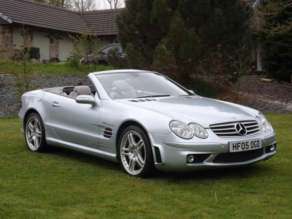 Classic Car Auctions Mercedes