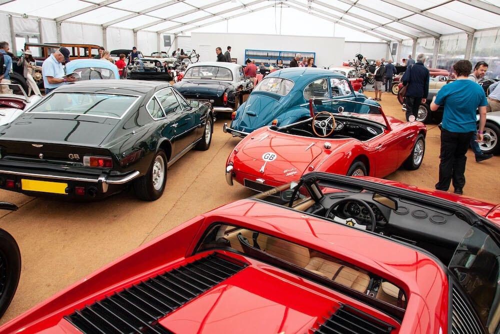 Beaulieu International Autojumble Bonhams MPH Sale