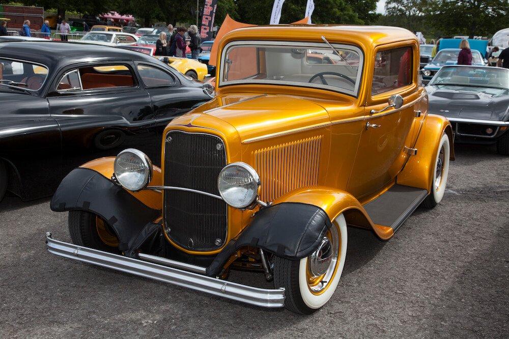 Mike Brewer Motoring - Hot Rod & Custom Show