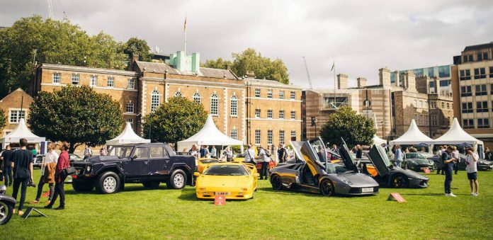 Mike Brewer Motoring - London Concours