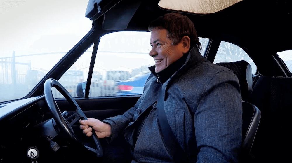 Mike Brewer Motoring - Wheeler Dealers Windback Alfasud