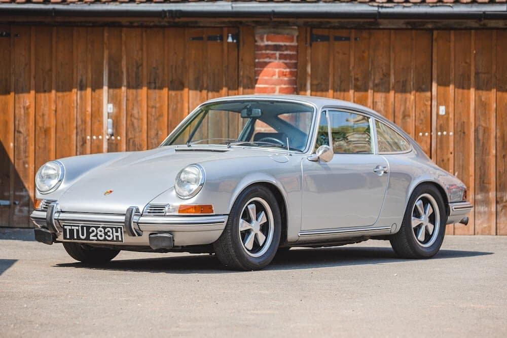 Richard Hammond Porsche 911T