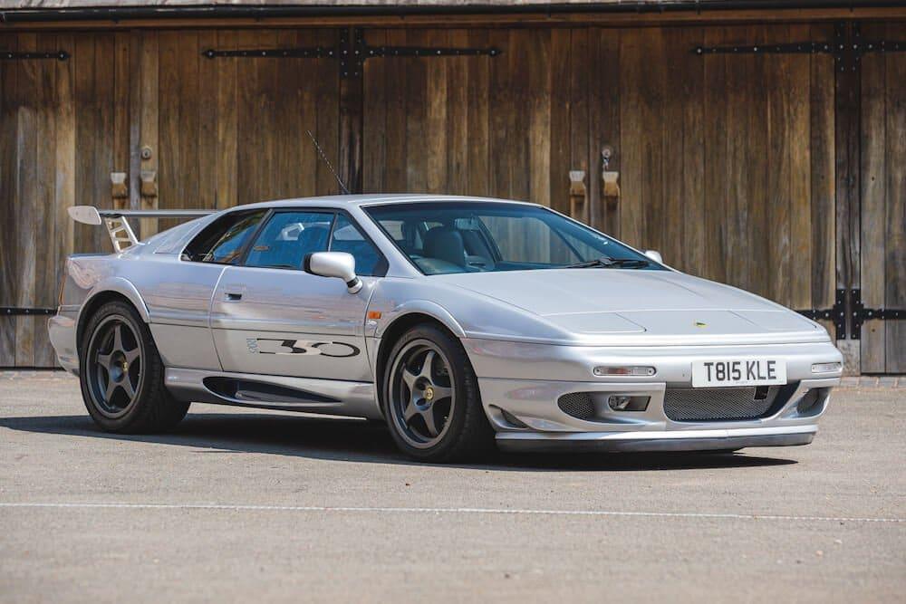 Richard Hammond Lotus Esprit Sport
