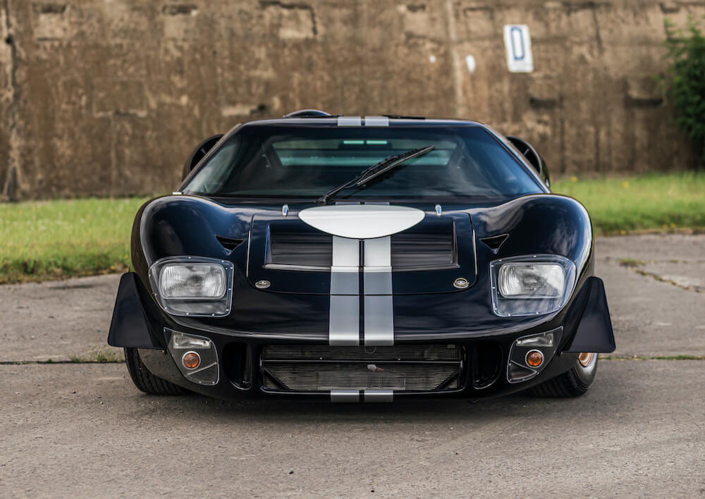 Electric GT40