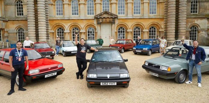 Festival of the Unexceptional winners
