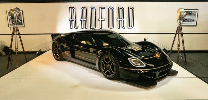 Radford Lotus Type 62-2