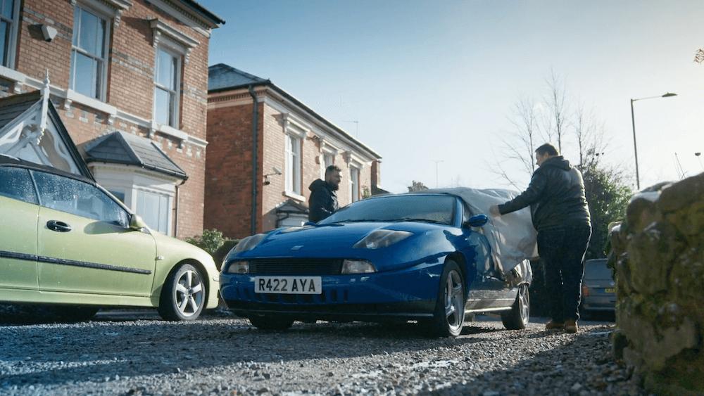 Wheeler Dealers Fiat Coupe