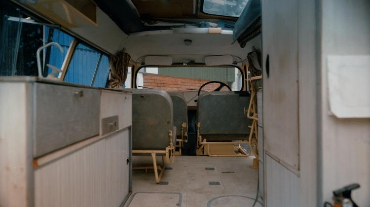Wheeler Dealers Bedford Dormobile