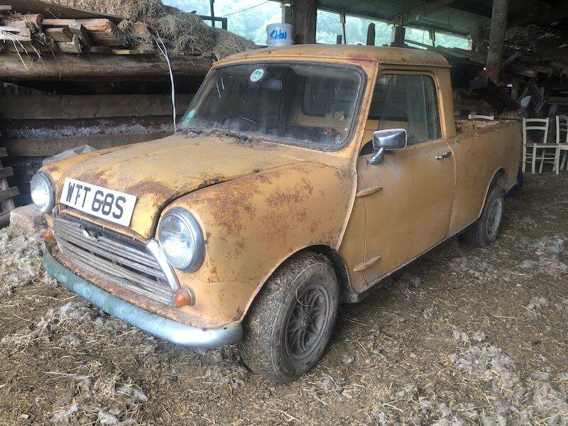 Charterhouse classic car