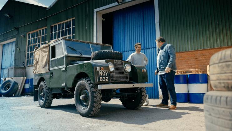Wheeler Dealers Land Rover