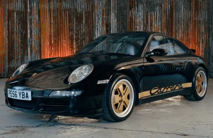 Wheeler Dealers tackles a Porsche